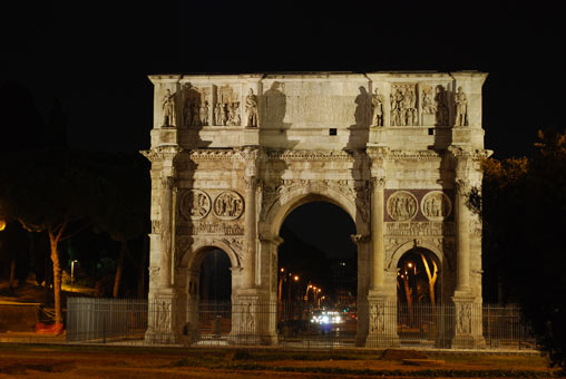 Arch of Costantin